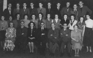 1953 Baptist Youth Club