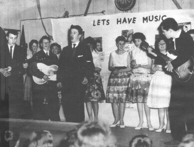 Methodist Youth Club concert