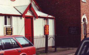 Mission Hall, Caledonian Street