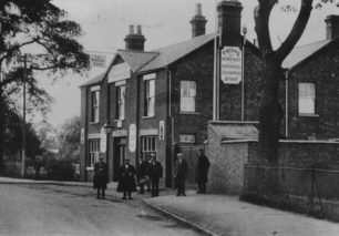 The Morning Star pub, New Bradwell.