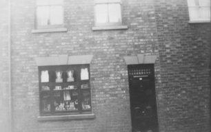 Mrs Compton's Grocery shop, 48 High Street, New Bradwell.