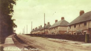 Old Bradwell Road, New Bradwell