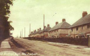 Old Bradwell Road, New Bradwell