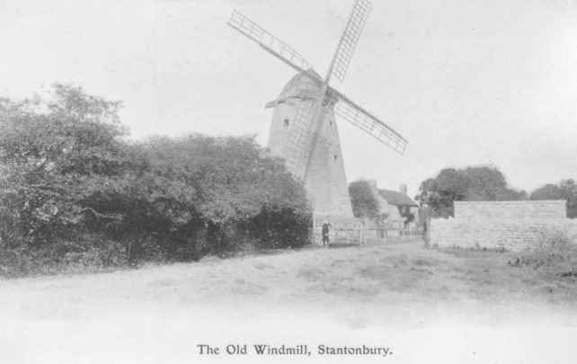 The Old Windmill