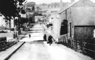 Canal Hill, Bradwell Road, New Bradwell.