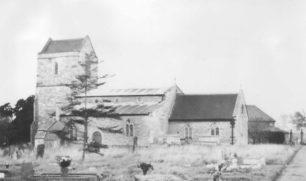 Parish Church, Old Bradwell.