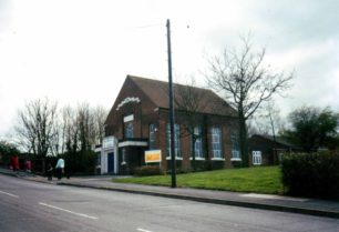 Baptist Chapel, Bradwell Road.