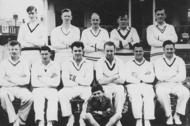 New Bradwell Cricket Club