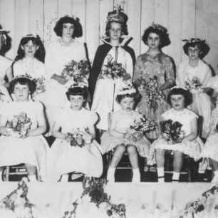 The May Queen Parade