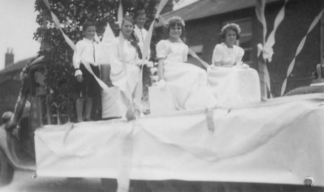 1937 Old Bradwell Carnival Fete