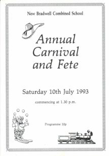 Annual Carnival and Fete 1993