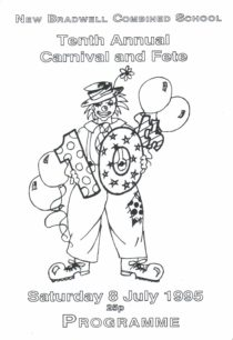 Tenth Annual Carnival and Fete 1995