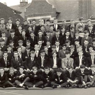 Bletchley Road Secondary Modern School, 1963