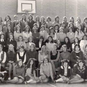 Leon School, Upper School, 1972