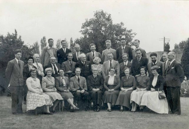 Bletchley Road Schoolteachers