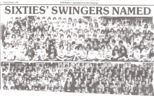 Sixties' Swingers Named (class of 1965)