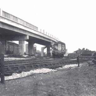Bletchley's first railcars
