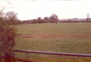 View from Shenley Road towards the location of MK Bowl