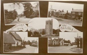 Greetings from Old Bletchley - 5 Views