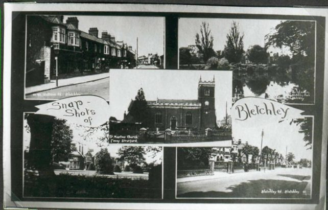 Snapshots of Bletchley
