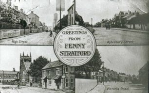 Greetings from Fenny Stratford