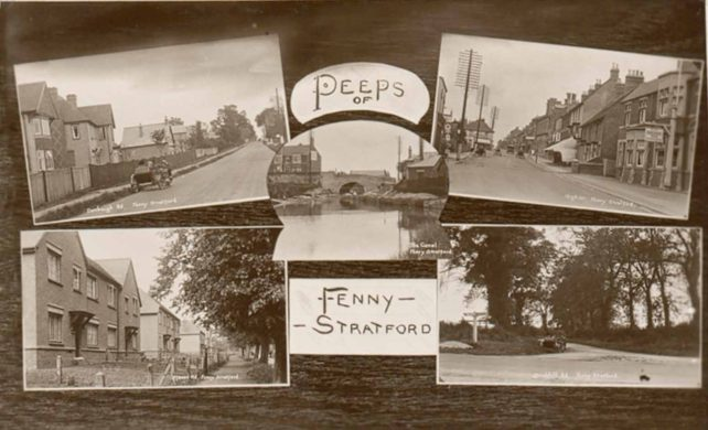 Peeps of Fenny Stratford - 5 Views