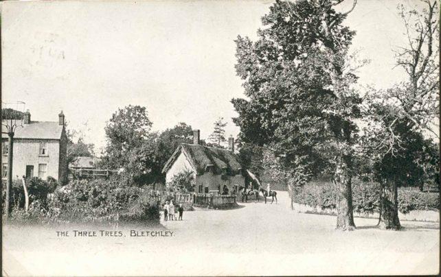 The Three Trees public house