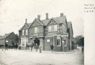 Eight Belles Hotel, Buckingham Road,Bletchley