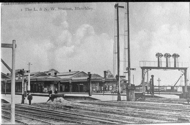 L&NW Railway Station