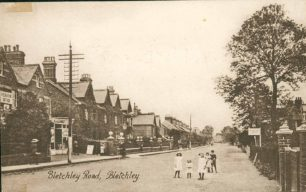 H J Clarke's Post Office, Bletchley Road