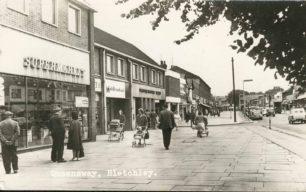 Queensway shops