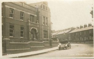 Council Offices, Victoria Road, Fenny Stratford