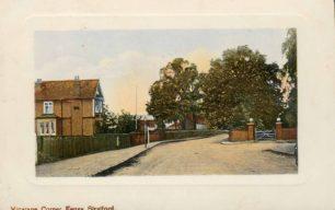 Aylesbury Street/Vicarage Road corner