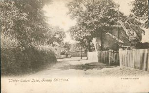 Water Eaton Lane (Manor Road) Fenny Stratford