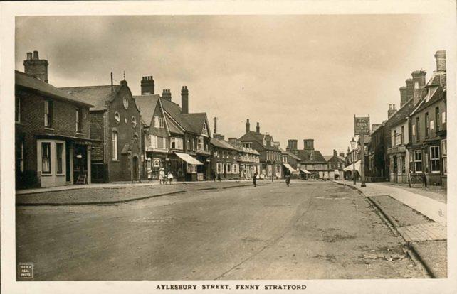 Aylesbury Street
