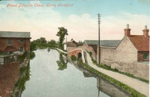 Grand Junction Canal, Fenny Stratford