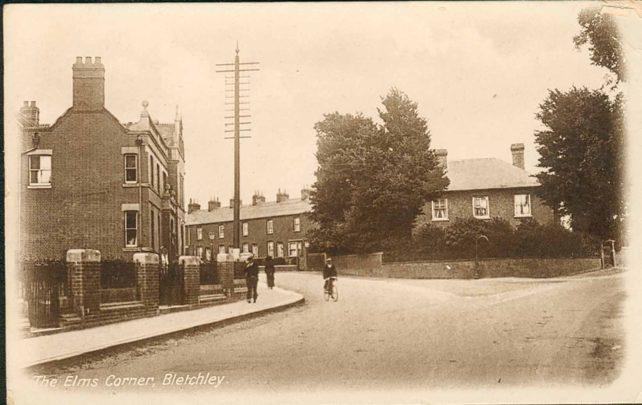 Corner of Bletchley Road and Victoria Road (Elms corner)