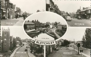 Five views of Bletchley & Fenny Stratford