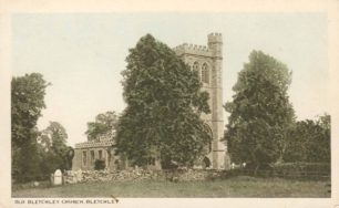 St. Mary's Church, Bletchley