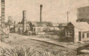 Fenny Stratford gas works