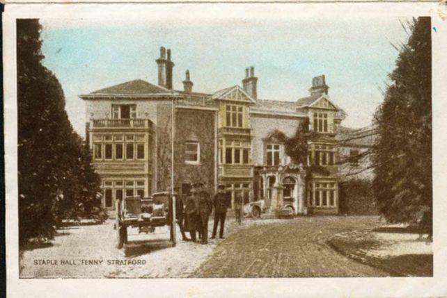 Staple Hall
