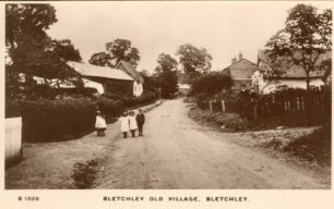 Buckingham Road, Old Bletchley Village