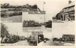 Greetings from Bletchley' - five views