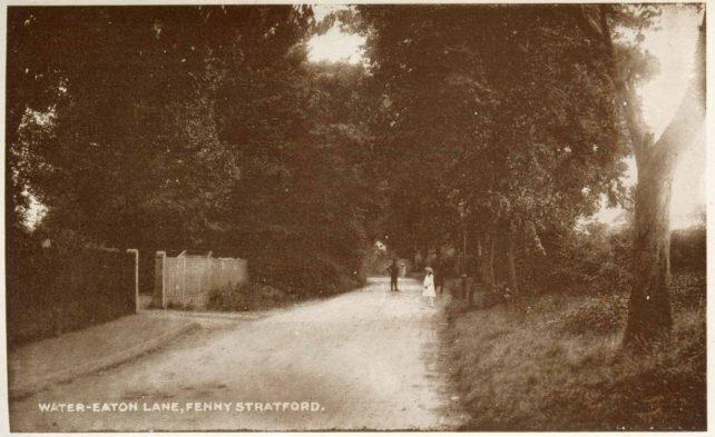 Water Eaton Lane (Manor Road)