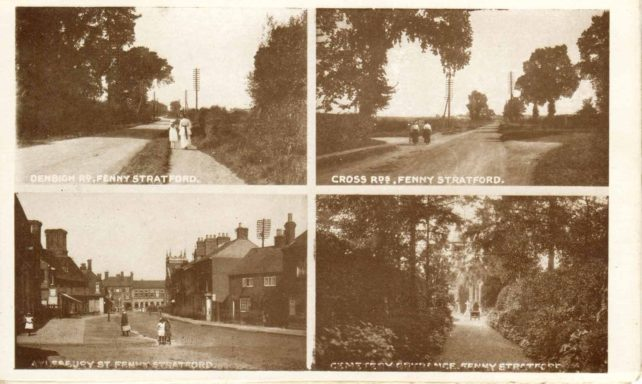 Four views of Fenny Stratford