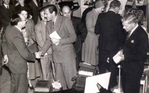 Bletchley Chamber of Trade Exhibition 1951