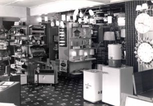 Holdom Shop Electrical Goods