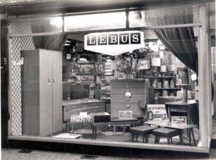 Holdom Shop Window - Furniture