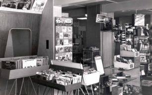 Inside Holdoms Music Shop