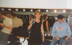 MK Theatre backstage